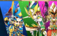 Aeria Games Unveils Dragomon Hunter Classes