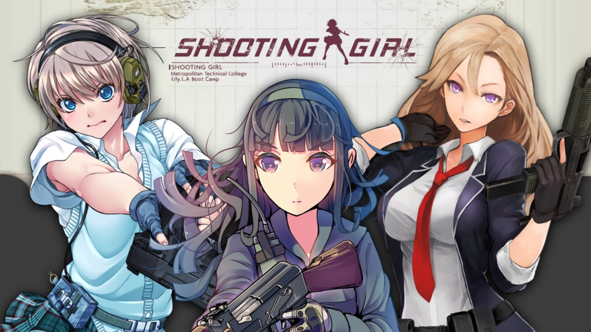 Shooting Girl