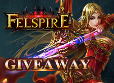 Felspire Open Beta Gift Pack Giveaway