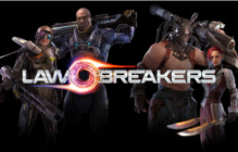LawBreakers Unveils First Gameplay Footage