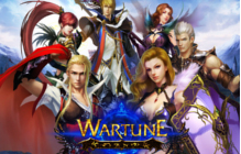 Wartune Celebrates 3rd Anniversary with Giveaways