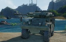 Fifth Armored Warfare Early Access Period Adds New PvP Map, Daily PvE Missions, Cute L'il Vehicle of Death