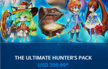 Like You Didn't See This Coming: Dragomon Hunter Reveals Beta Date and Founder's Packs