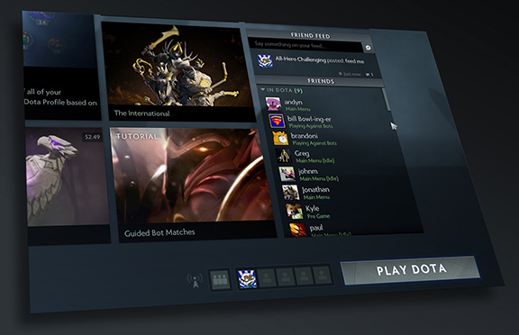 dota 2 is reborn with source 2 engine new ui and more mmo bomb