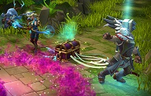 New MOBA Golden Rush Is All About The Bling