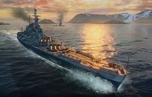 Warships North Carolina