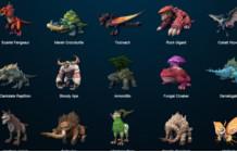 Meet & Greet: Take a Peek at Dragomon Hunter's Creatures