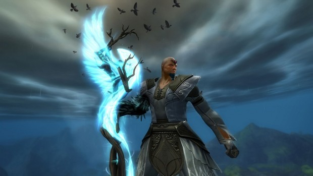 Guild Wars 2 Nevermore Staff