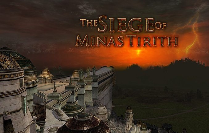 LOTRO's Update 17 Takes Players To Minas Tirith