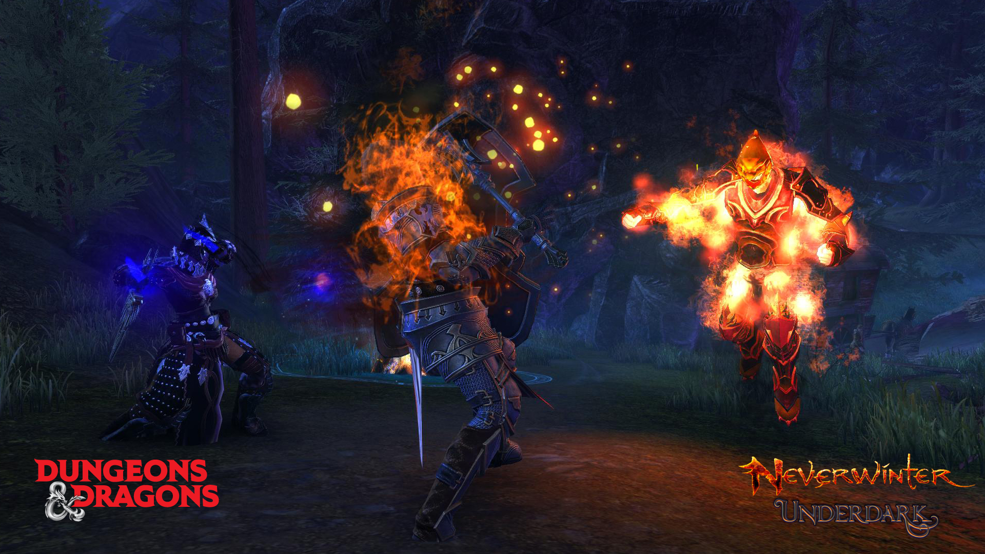 how to start underdark campaign neverwinter