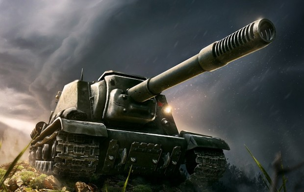 World of Tanks ISU 152