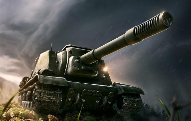 World of Tanks ISU 152