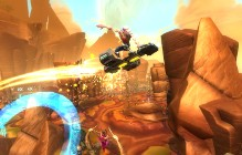 WildStar Celebrates Back To The Future Day With Hoverboard Races