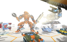 RoboCraft Adds Mechs In Latest Update