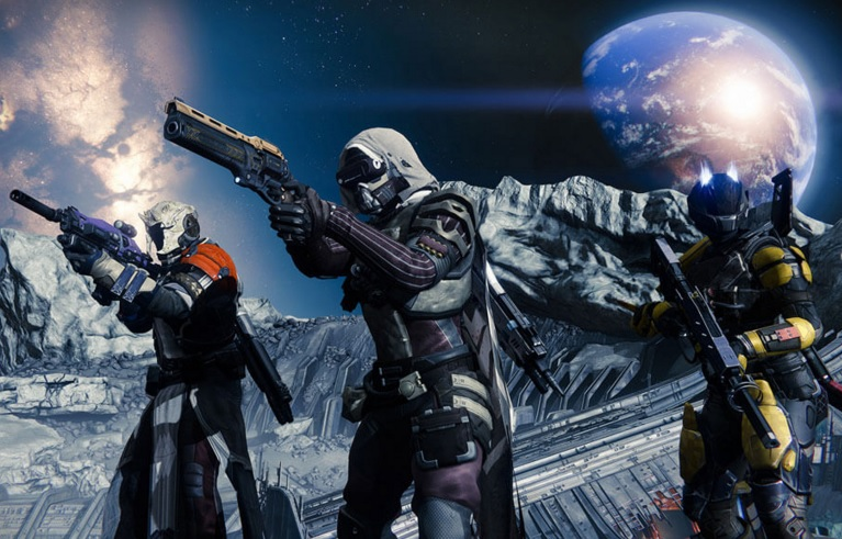 Destiny Free-To-Play? Maybe That's Not Such A Crazy Idea