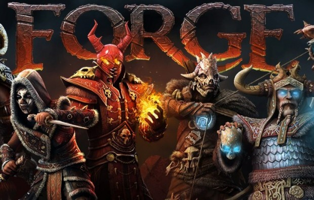 Forge Dark Vale Games