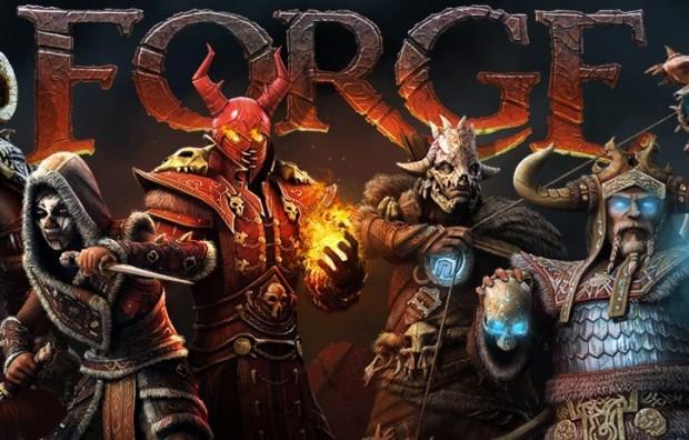 Forge Dark Vale Games