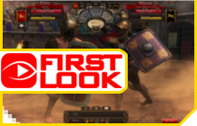 Gladiators Online – First Look Gameplay