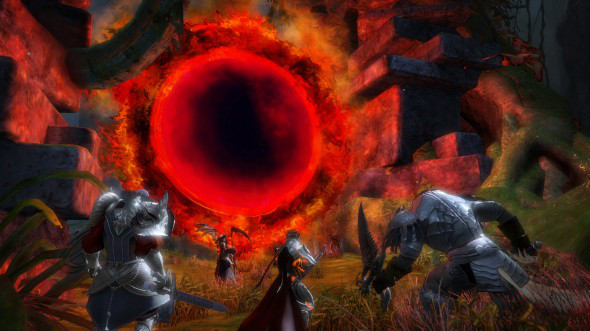 Guild Wars 2 Forced To Roll Back Servers Following Soulbound