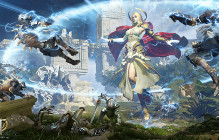 Skyforge Directors Highlight PvP, Class Changes, And More