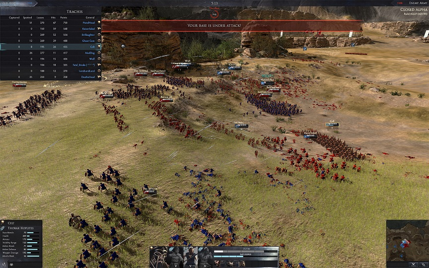 The End of War – Total War: Arena BombLive