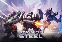 Mobile RTS Dawn Of Steel Coming To PC In 2016