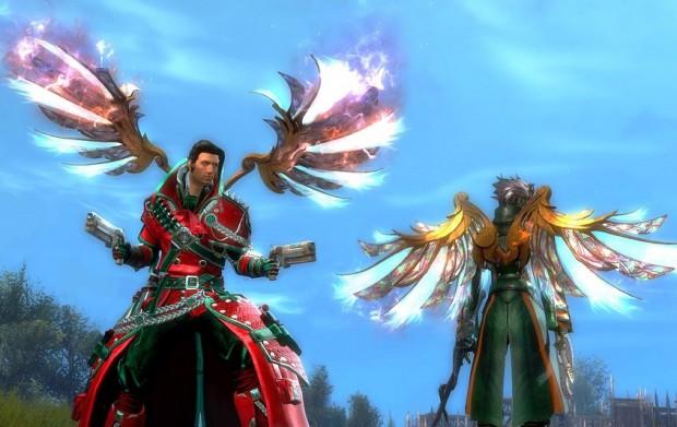 Guild Wars 2 PvP Leagues Wings
