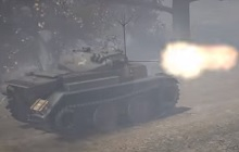 "Heroes & Generals Adds Light Tanks And Revolver In ""Armored Assault"" Update"