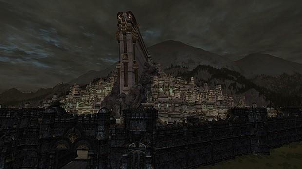 LOTRO Minas Tirith