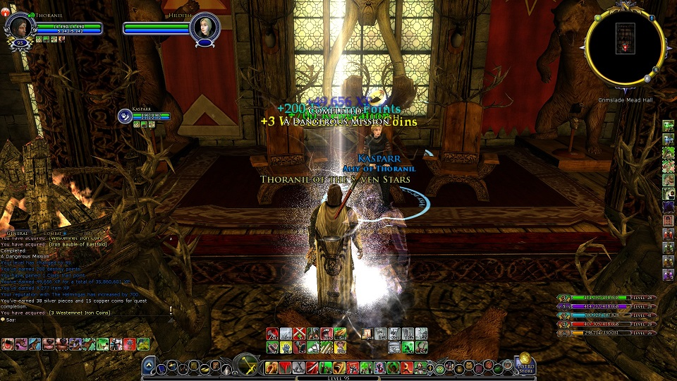 How free to play is Lord Of The Rings Online? : lotro