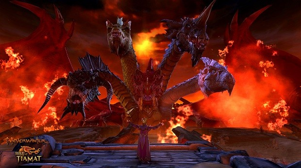 Neverwinter Tiamat