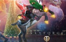 Skyforge Holiday Artillery Pack Giveaway