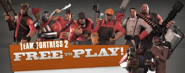 Team Fortress 2 free to play
