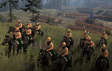 Total War: Arena Patch 14.1 Tweaks Leonidas, Resists Comic Sans
