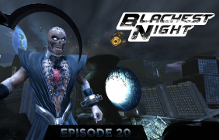 DC Universe Online Reveals Episode 20: Blackest Night