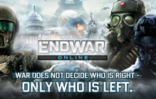 Tom Clancy's EndWar Online Launches Open Beta