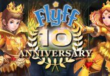 Flyff Celebrates Its 10th Anniversary
