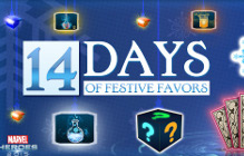 Marvel Heroes 2015 Holding 14 Days Of Festive Favors Holiday Event