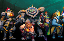Paladins Beta Introduces Siege Game Mode Changes in CBT Update 22