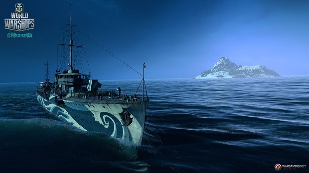 World of Warships Kamikaze