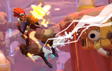 Gigantic Reveals New Character And Announces 24/7 Closed Beta