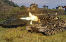 Armored Warfare Adds Visual Camouflage