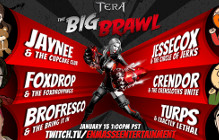 Watch Your Favorite Twitch Streamers Battle It Out In TERA's Big Brawl