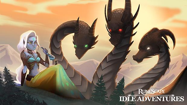 Runescape Idle Adventures Revealed! - MMO Bomb