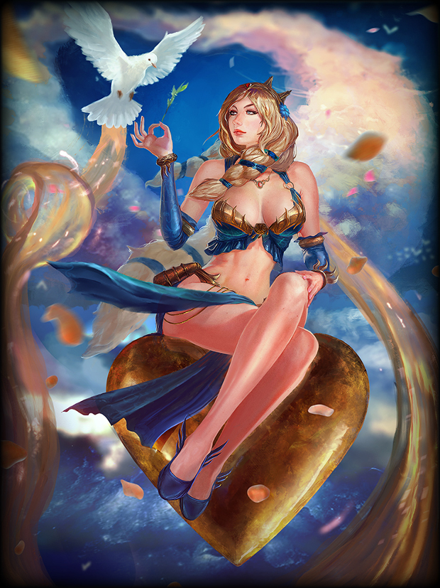 Aphrodite_Gold_Card