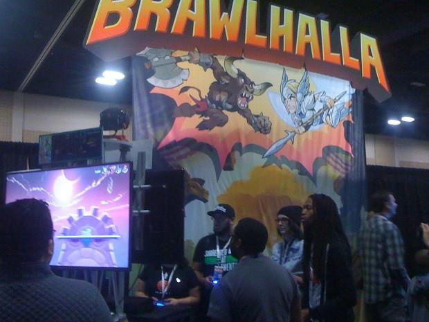 Brawlhalla Pax South