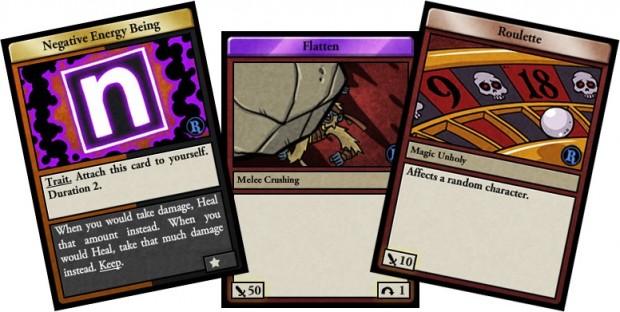 Card Hunter AI cards