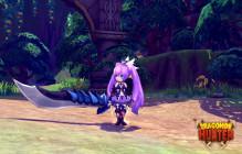 Dragomon Hunter Introduces The Samurai Class