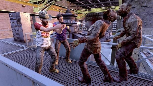 H1Z1 dam zombies