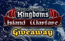 Stronghold Kingdoms: Island Warfare Gift Key Giveaway